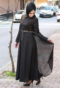NEW Boutique Turque YildizCollection Robe Musulmane Muslim Dress