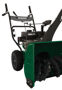 Brand New Snowblower, used once, need gone due to travel