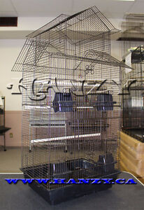 Cage pour pinsons, canaries, perruches, inseparable, toui NEUVE