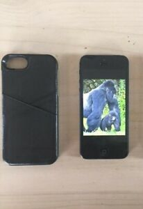 iPhone 5 with 32GB Black & Slate (GSM) Unlocked MD295C/A