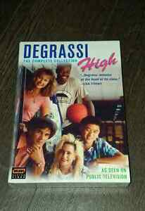Degrassi High complete series