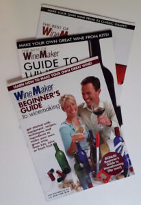 WineMaker Magazine - Collection of 104 issues