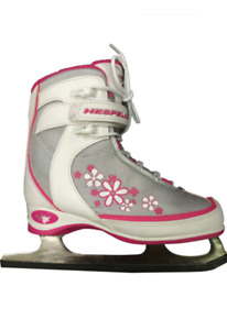 Hespeler Frost Youth Child Skates Size 1 J1