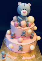 Custom cakes,cupcakes,cake pops and more