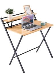 Folding Desk (Oak) Like New