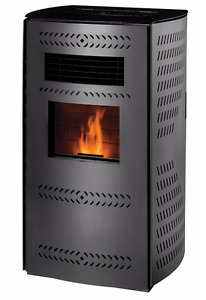 Timber Ridge Pellet Stove, 2200 Square Feet