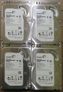 Disque dur seagate NAS 2TB, 4 disponibles