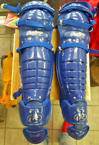 Rawlings Catcher Leg Guards - Adult Size