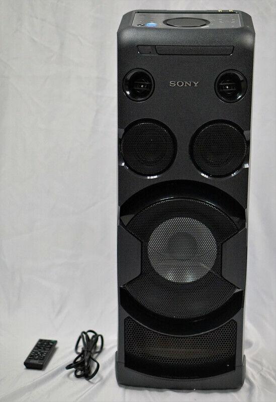 Sony MHCV50 High-Power Bluetooth Home Audio System