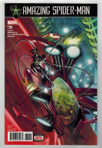 AMAZING SPIDER-MAN #30 - ALEX ROSS COVER - MARVEL COMICS/2017 NM