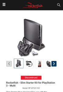 New Rocketfish PS3 Stand Only