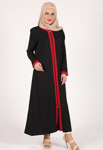 Robe Abaya Hidjab Jilbab Musulmane Muslim Islamic Wear Dress