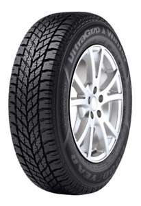 Goodyear Ultra Grip 225 60 16 Rubber and Rim