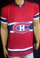 Chandail Canadiens Montreal (Coupe Soccer Jersey's) OFFERT 25$ch