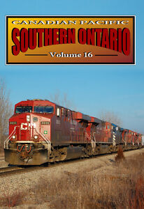 Canadian Pacific Southern Ontario - Vol 16  New Release