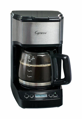 5 cups black coffee maker