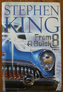 Stephen King - From a Buick 8 - GRAND FORMAT (3$)