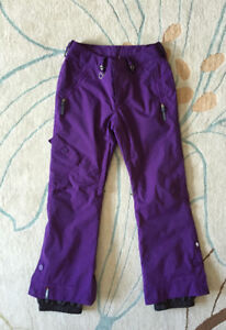 Firefly adult woman snowboarding pants
