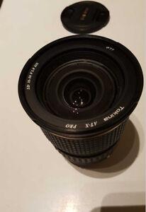 Tokina AF 16-50mm Canon
