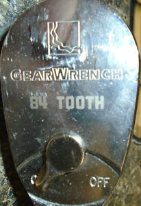 Gear Wrench 48 Piece 84 Tooth 1/2 Drive Socket Set Peterborough Peterborough Area image 2