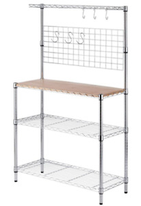 SPACE SAVING BAKERS RACK - LIKE NEW!