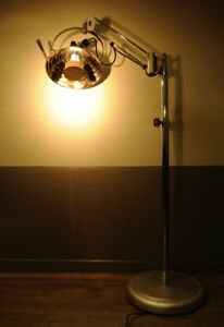 Vintage 1950's Articulated Operating Room Light