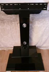 AVF black gloss TV stand upto 65in