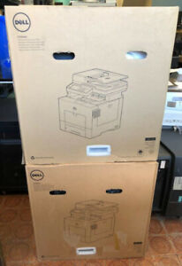 Dell C3765dnf Multifunction Color Laser Printer *Like New*