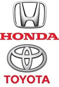 Willing to buy TOYOTA or HONDA 2010-2012 as my personal car