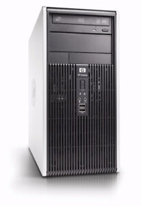 HP DC5700 – Dual Core, Includes Office 2013