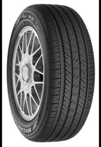 New Michelin Pilot HX P225/45R18 All-Season Tire