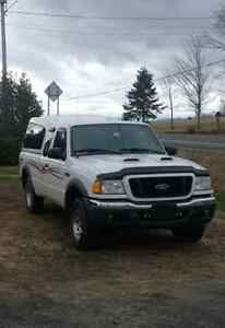 Camion 4x4 Ford Ranger Beauce/Bellechasse