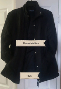 Thyme maternity winter jacket