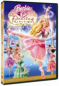 Barbie in the 12 Dancing princesses DVD & Birthday stuff for sal