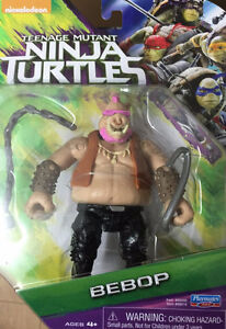 TMNT Out of the Shadows Rocksteady and Bebop