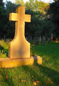 Rare find. Lakeview Cemetery THOROLD 2 plots in old section