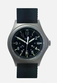 MWC 300m GTLS   12/24 Titanium General Service Watch   Quartz   Sapphi