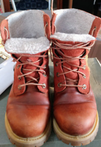 Timberland Earthkeepers Waterproof Boots Size 6