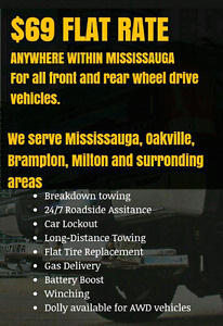 CHEAP TOW TRUCK LOCAL LONG DISTANCE TOWING ROADSIDE ASSISTANCE