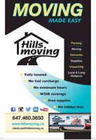 Hills Moving Company