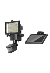 NOMA Security Lights - 180 Degree LED Solar Motion Sensor Light