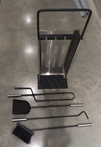 Fire Place Accessory Set - Brand New Stratford Kitchener Area image 2