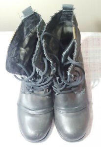 Boots - Bunker TARA PUNK shoes US 7 to 8