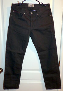 Naked & Famous WeirdGuy Forest Selvedge Chino Men's Pants Sz. 33