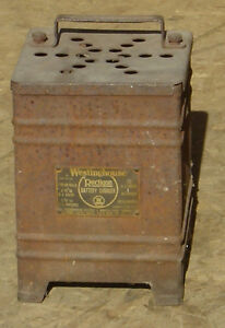 Battery charger - antique Windsor Region Ontario image 1