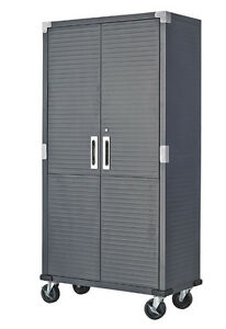 $40 off, this weekend only, Steel Storage Cabinet with casters