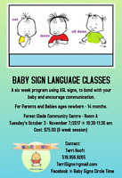 Baby Signs Circle Time