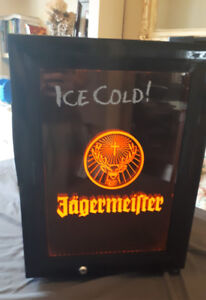 Jagermeister Mini Light-Up Fridge