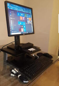 Dell Monitor and Stand