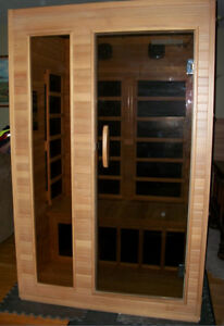 2 Person Iron-man Sauna (infrared sauna) London Ontario image 2